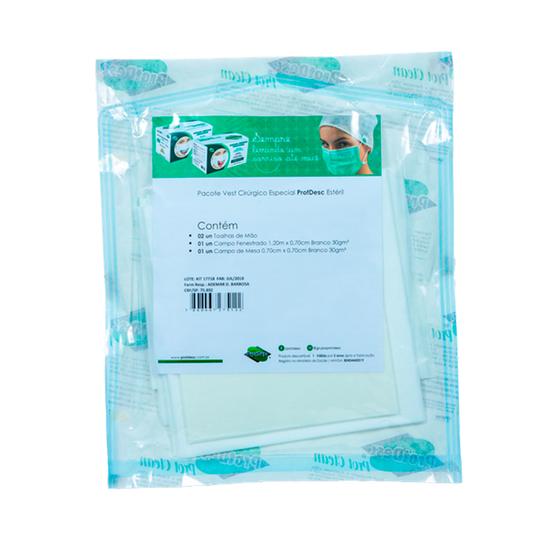 Kit Estéril GR40 Cirúrgico Periodontal