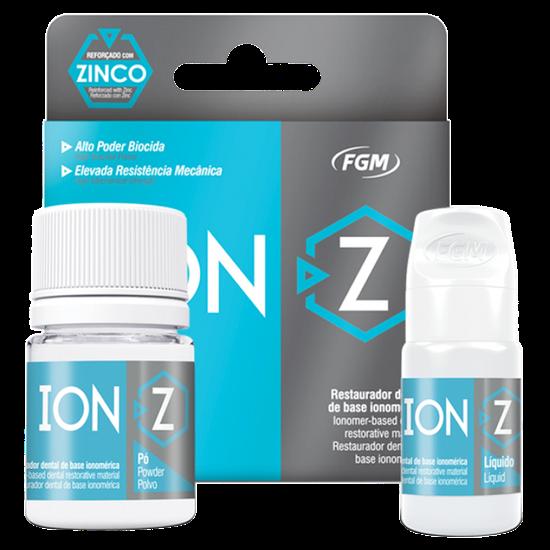 Kit Ionômero de Vidro Ion-Z A3