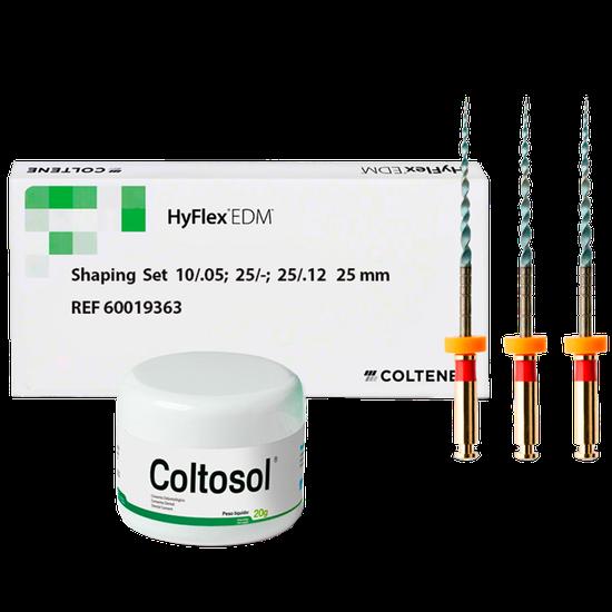 Kit Lima Hyflex EDM p/ Modelagem - Brinde Coltosol