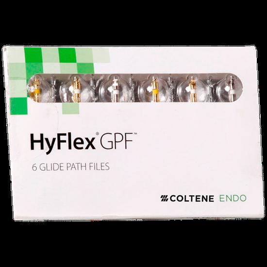 Kit Lima Rotatória Hyflex p/ Preparo Inicial - 25mm