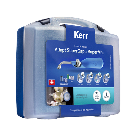 Kit Matriz Adapt Supercap e Supermat