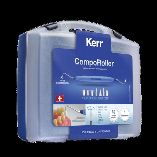 Kit Modelador de Resina CompoRoller