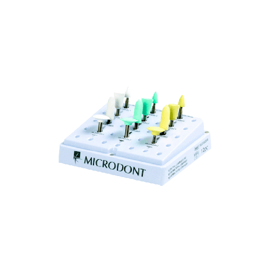 Kit Polimento de Resina Completo