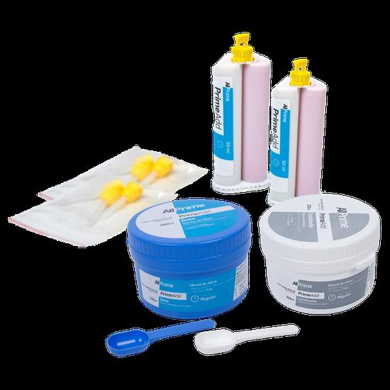 Kit Silicone de Adição Primeadd Fluído Leve