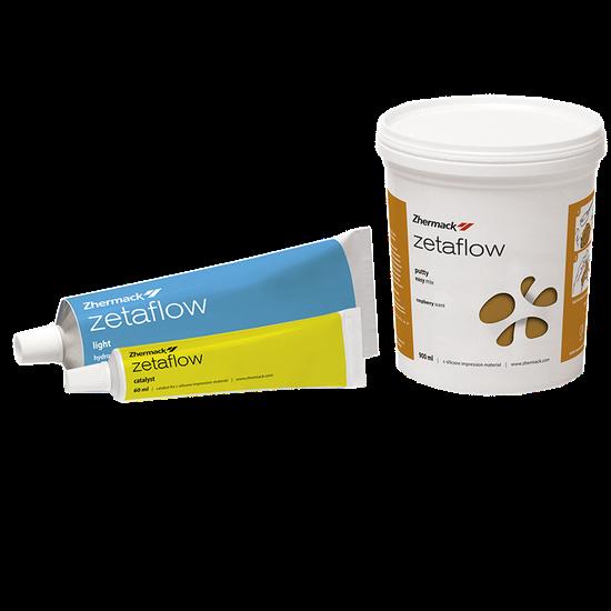 Kit Silicone de Condensação Zetaflow