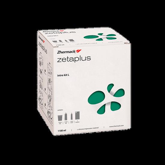Kit Silicone de Condensação Intro - Zetaplus + Oranwash L + Indurent
