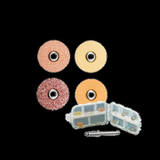 Kit Sof-Lex Pop-On 2380b Especial - Brinde Porta-Abrasivos
