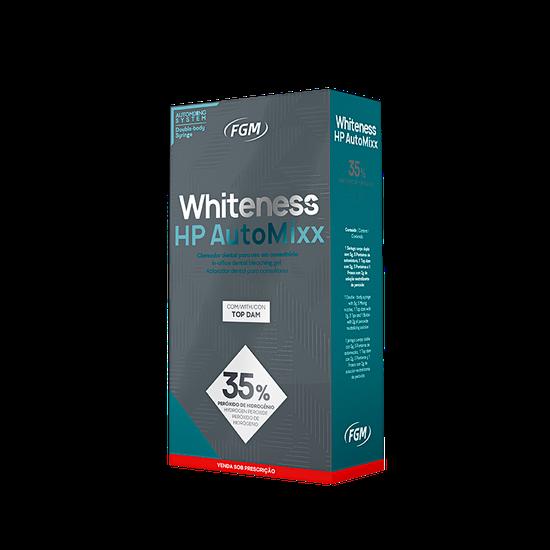 Kit Whiteness HP Automixx - Brinde Top Dam