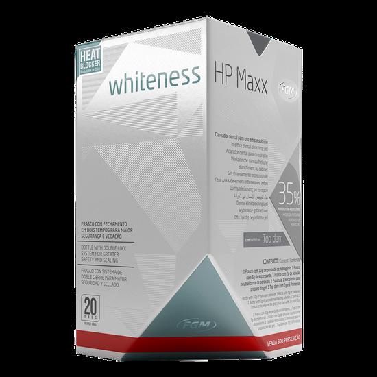 Kit Clareador Whiteness HP Maxx 35% - 3 Pacientes