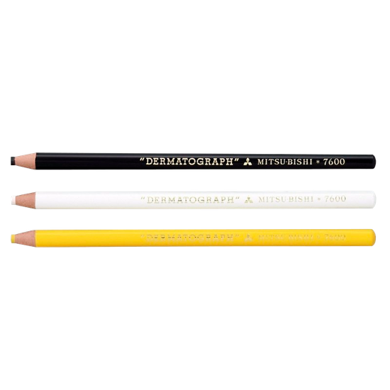 Lápis Dermatográfico Uni-Ball 7600
