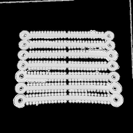 Ligadura Elástica Modular Pérola