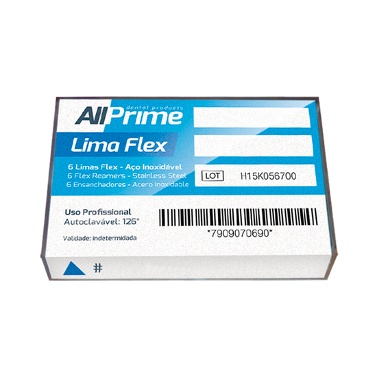 Lima Flex 25 mm Nº 35