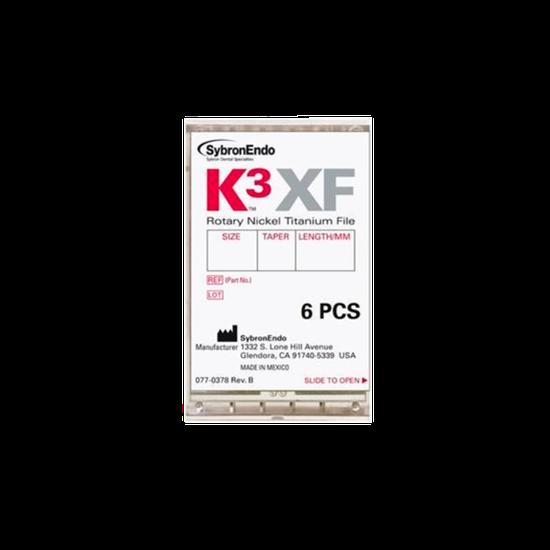 Limas Rot K3XF 25 8% 25mm 6 un