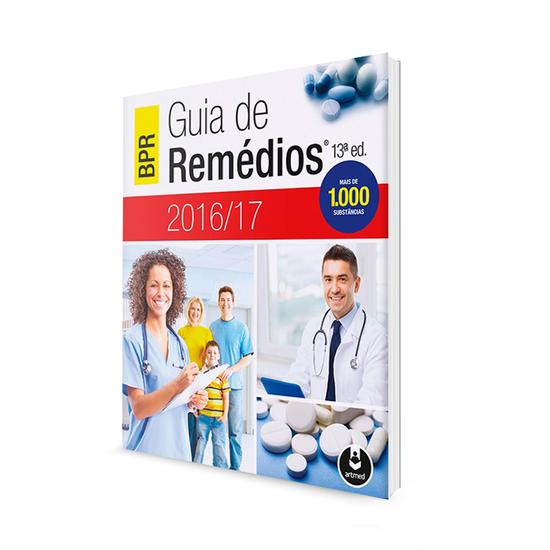 Livro Bpr: Guia de Remédios 2016/17