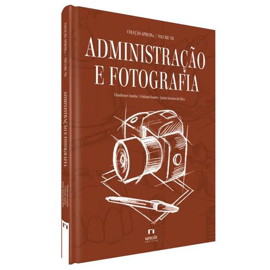 Livro Coleção Apdesp: Administração e Fotografia