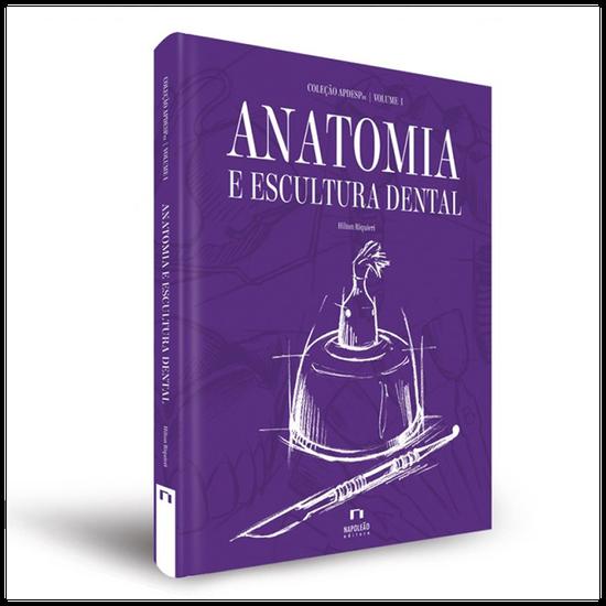 Livro Coleção Apdesp: Anatomia e Escultura Dental
