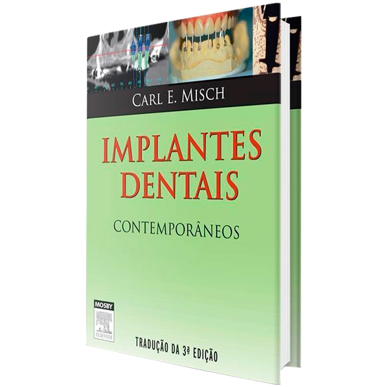 Livro Implantes Dentais Contemporâneos