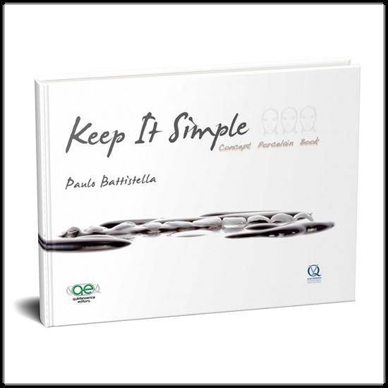 Livro Keep It Simple: Concept Porcelain Book