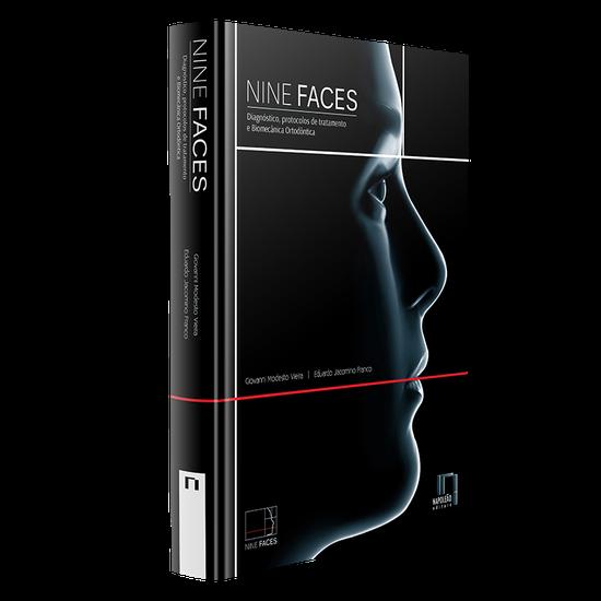 Livro Nine Faces: Diagnóstico, Protocolos de Tratamento e Biomecânica Ortodôntica