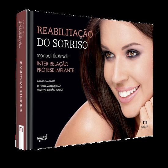 Livro Reabilitação do Sorriso