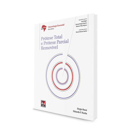 Livro Série Abeno: Prótese Total e Prótese Parcial Removível