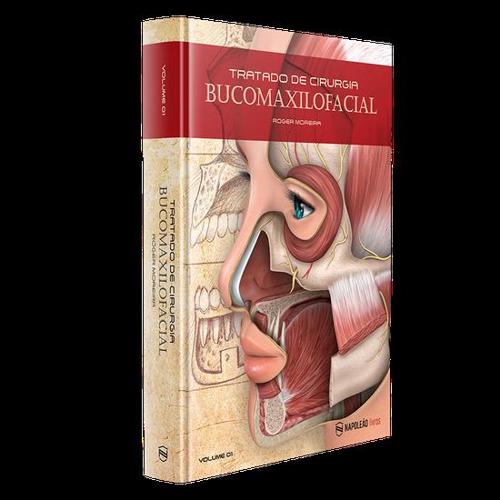 Livro Tratado de Cirurgia Bucomaxilofacial Vol. I