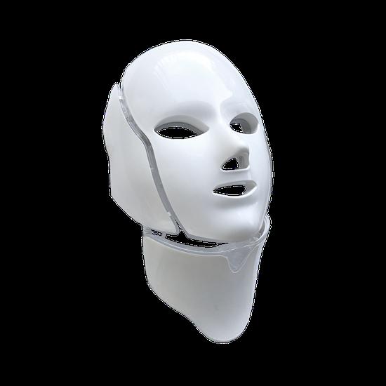 Máscara Fototerapia Led Face + Pescoço para Fluence Maxx