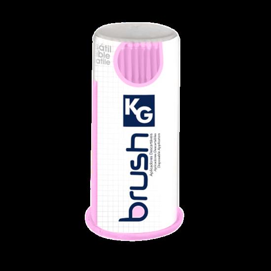 Microaplicador Kg Brush Fine - Rosa
