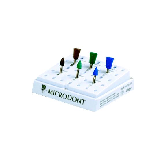 Mini Kit Polimento de Amálgama