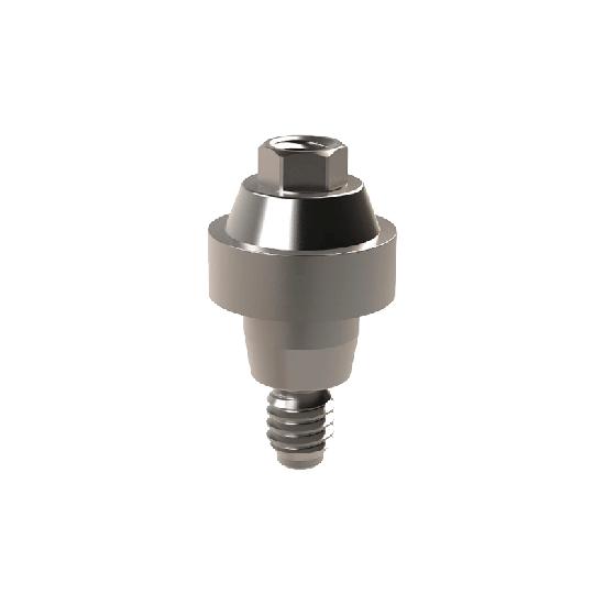 Mini Pilar Cm St/Rn 1.0Mm - Compatível C/ Straumann - 120.026