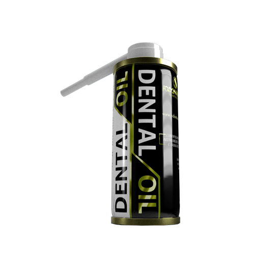 Óleo Lubrificante Dental Oil - Baixa e Alta Rotação
