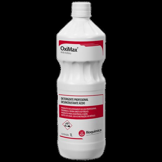 Detergente Desincrustante Oxi Max 1l