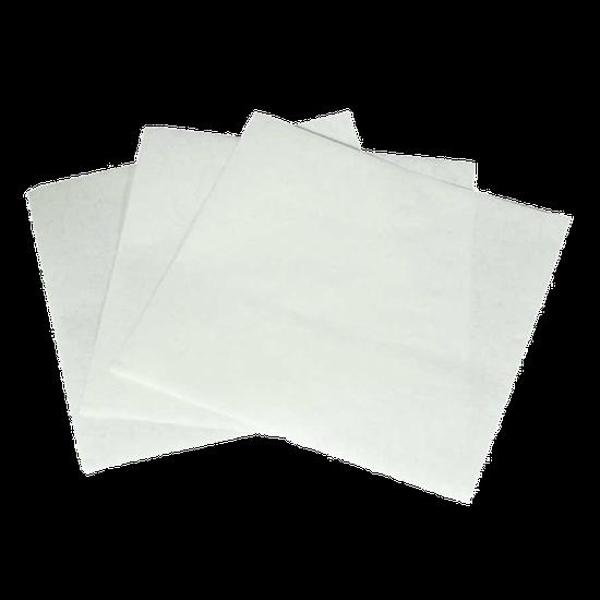 Papel Crepado para Esterilização 30x30cm - 500 Unidades