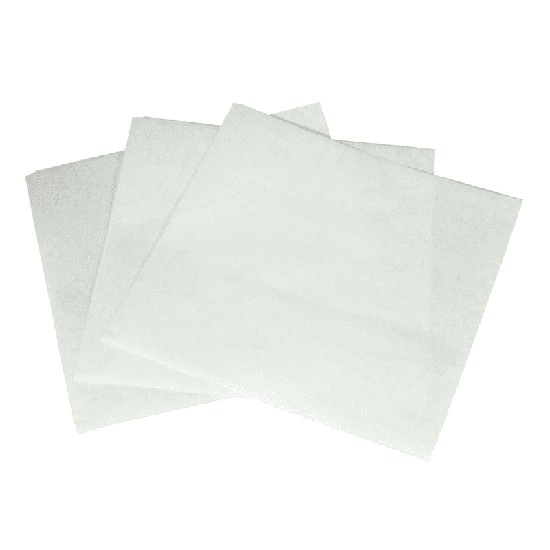 Papel Crepado para Esterilização 80x80cm - 100 Unidades