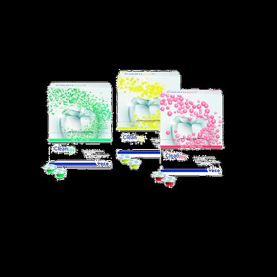 Venc. 30/09/2019 - Pasta Profilática Cleanjoy Unidose 2g - Fina Verde*