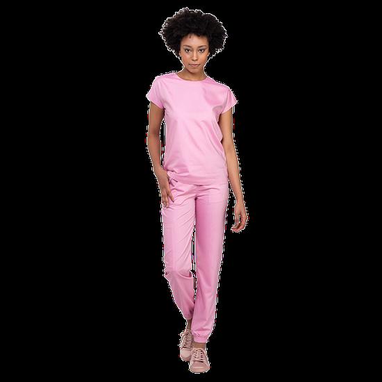 Pijama Cirúrgico Feminino Urban - Rosa