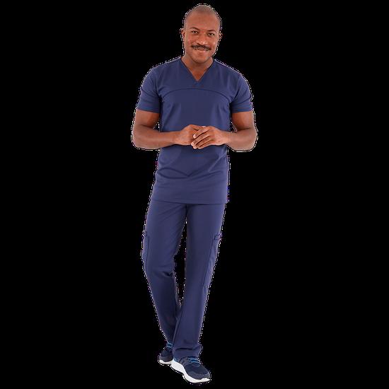 Pijama Cirúrgico Masculino Powerflex Azul Marinho