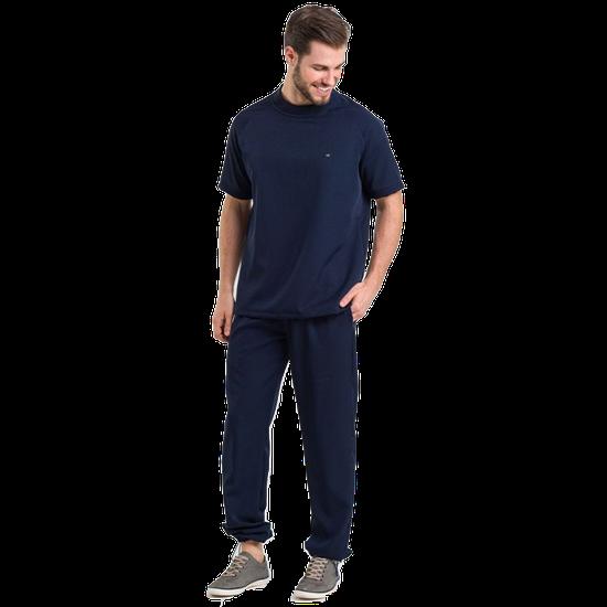 Pijama Cirúrgico Masculino Impulse Azul Marinho
