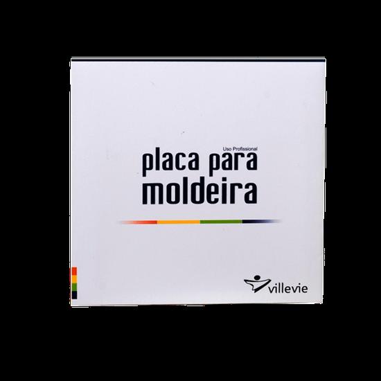Placa p/ Moldeira EVA Soft 2mm - Quadrada