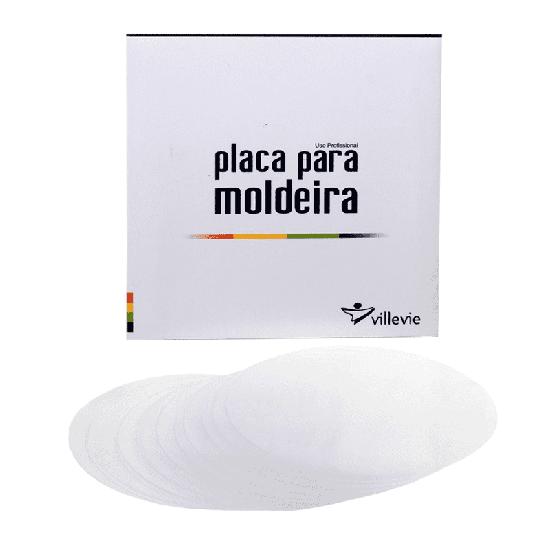 Placa p/ Moldeira EVA Soft 2mm - Redonda
