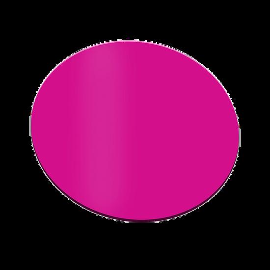 Placa p/ Moldeira Soft 3mm Pink - Redonda