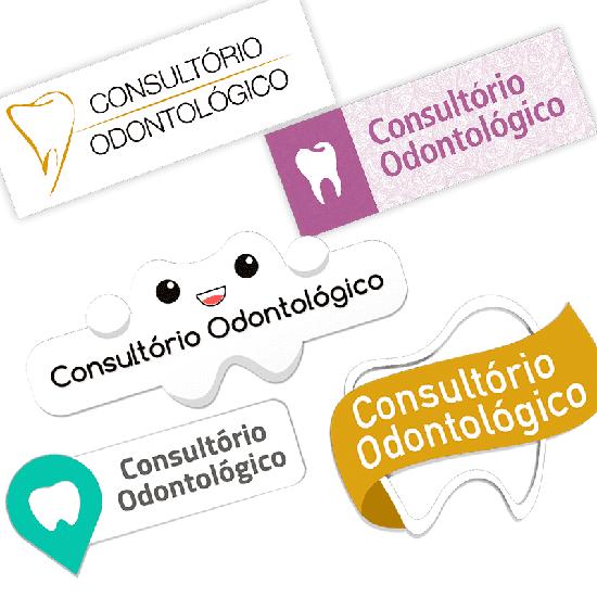 Placa p/ Consultório