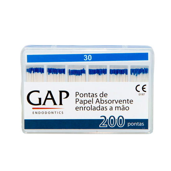 Ponta de Papel Absorvente - Nº 30