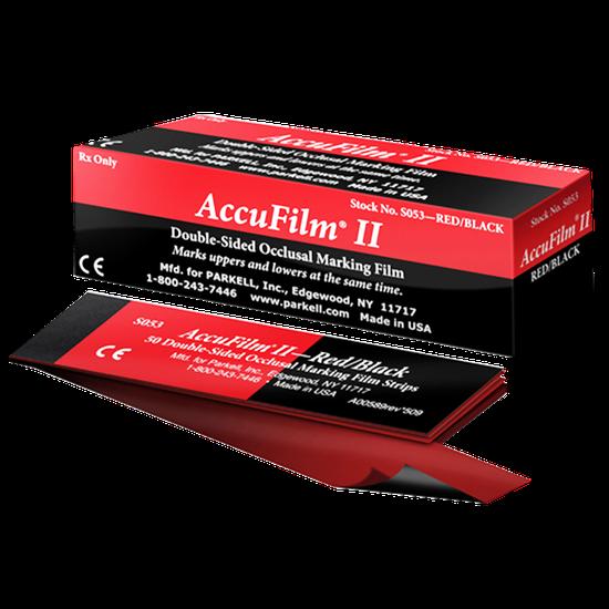 Papel Carbono Accufilm II Vermelho/Preto - S053 12 Micras