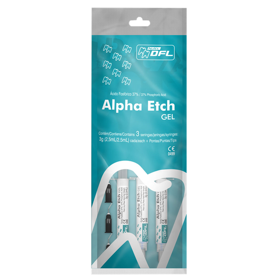 Condicionador Ácido Alpha Etch