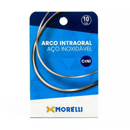 Arco CrNi Redondo Ø0,35mm - 0,014'' Superior - 10 Unid. - 50.60.001