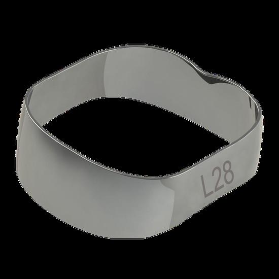 Banda Universal p/ 1º e 2º Molares Inferior Direito/Esquerdo 28,0mm - 40.01.280