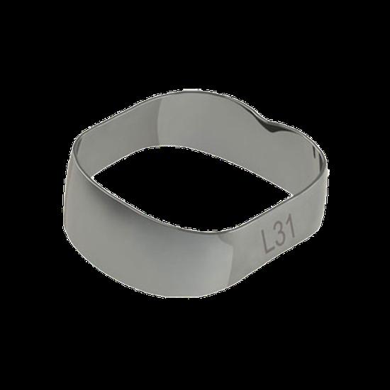 Banda Universal p/ 1º e 2º Molares Inferior Direito/Esquerdo 31,0mm - 40.01.310