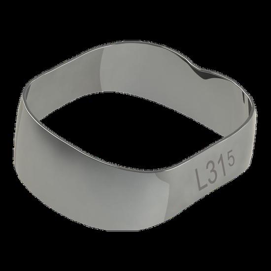 Banda Universal p/ 1º e 2º Molares Inferior Direito/Esquerdo 31,5mm - 40.01.315