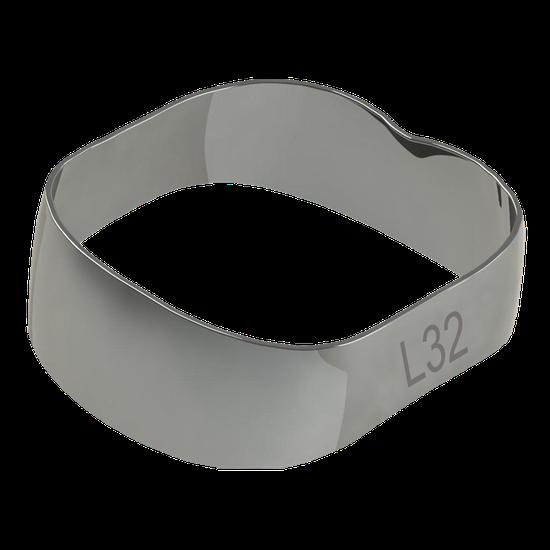 Banda Universal p/ 1º e 2º Molares Inferior Direito/Esquerdo 32,0mm - 40.01.320